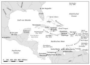 Sklaven in der Karibik