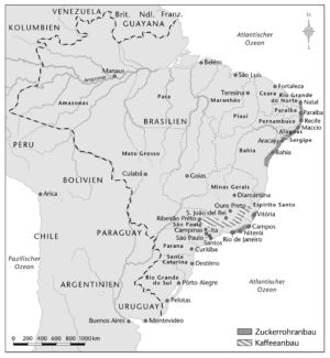 Sklaven in Brasilien