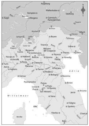 Friedrich II. und Norditalien