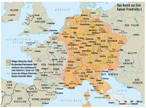 Heiliges Römisches Reich unter Friedrich I.
