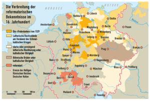 Reformation im 16. Jahrhundert