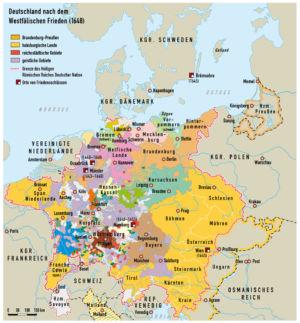 Westfälischer Friede 1648