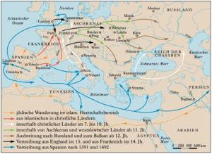 Jüdische Wanderungen