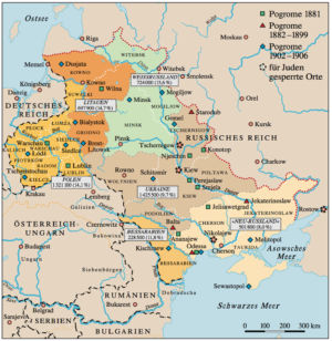 Juden im Russischen Reich