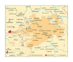 Sachsen 1660