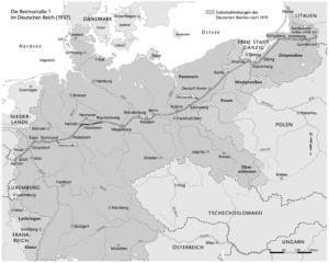 Autobahn 1 im Deutschen Reich 1937