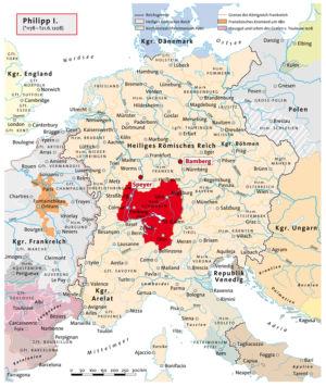 Heiliges Römisches Reich unter Philipp I.