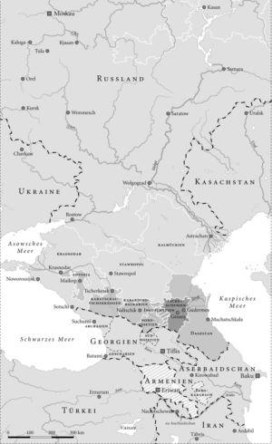 Russland und der Kaukasus