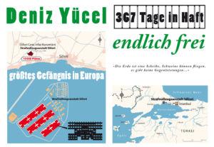Deniz Yücel - 367 Tage in Haft