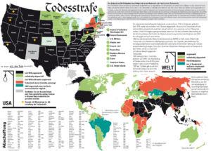 Todesstrafe in den USA und in der Welt