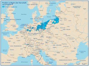 Europa 1740