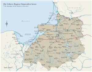 Ostpreußen und die Außenlager des KZs Stutthof