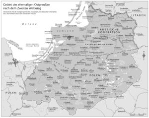 Ostpreußen nach dem Zweiten Weltkrieg