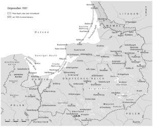 Ostpreußen 1937
