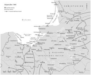Ostpreußen 1945