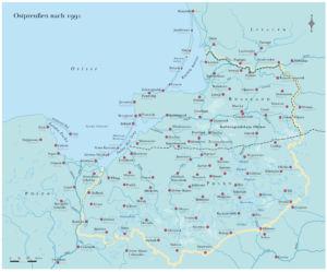 Ostpreußen nach 1991