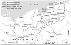 Deutsches Reich 1939 bis 1942