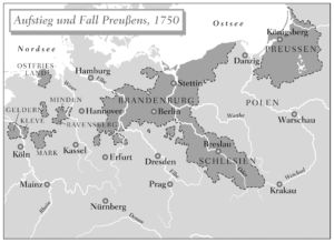 Preußen 1750