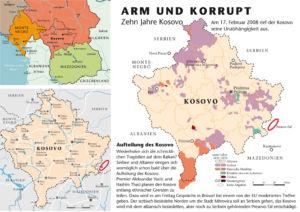 Ist die Aufteilung des Kosovo geplant?