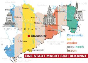Chemnitz wehrt sich gegen einen schlechten Ruf
