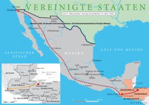 Karawane der Migranten