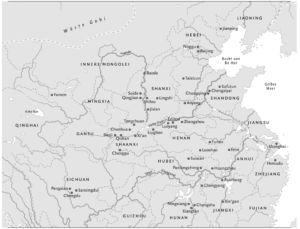 China in der frühen Bronzezeit