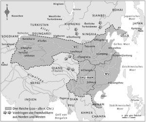 Chinas drei Reiche
