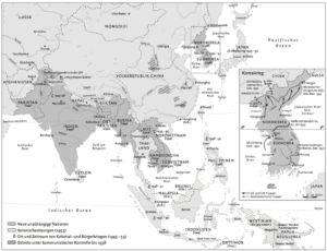 Südasien
