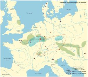 Wagengräber und -deponierungen in der Latènezeit
