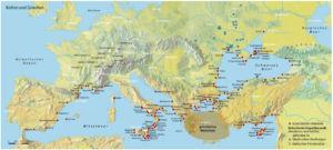 Kelten und Griechen