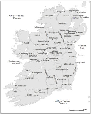 Irland zur Zeit der Kelten