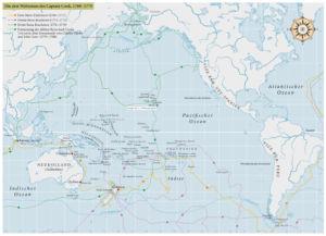 Die drei Welteisen des Captian Cook 1768-1779