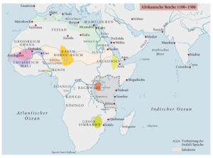 Afrikanische Reiche 1100-1500