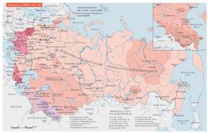 Sowjetunion (UdSSR) 1922-1932