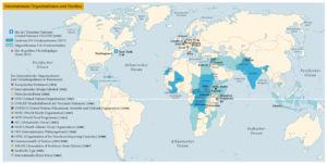 Internationale Organisationen und Einsätze