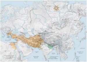 Reich von Alexanders des Großen