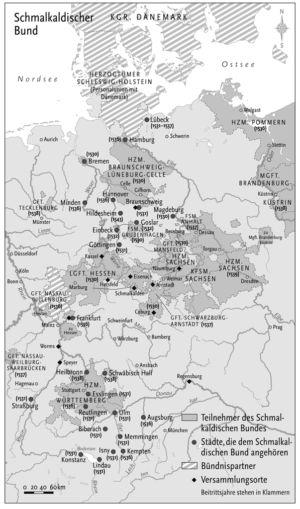 Schmalkaldischer Bund