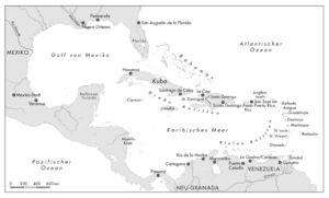Karibik 18. Jahrhundert