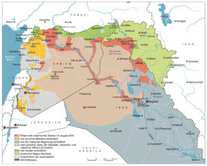 Der Islamische Staat 2015