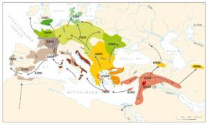 Ackerbau Europa