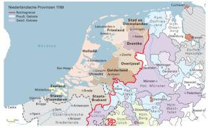 Niederländische Provinzen 1789