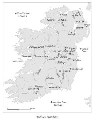 Wales im Mittelalter