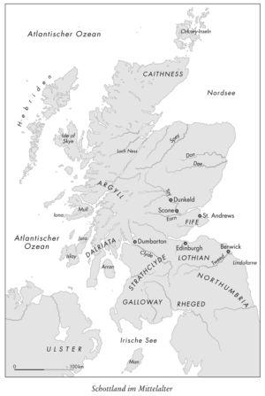 Schottland im Mittelalter