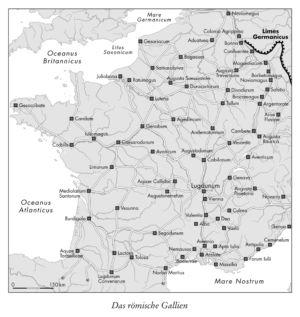 Das römische Gallien