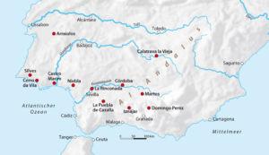 Antike Welt Spaniens