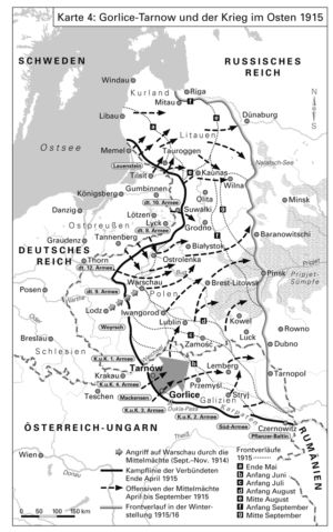 Ostfront 1915