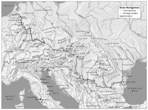 Roms Nordgrenze