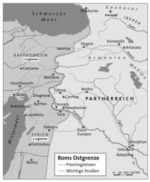 Roms Ostgrenze