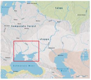 Osteuropa Asien