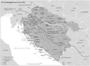 Der Unabhängige Staat Kroatien 1941